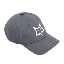 Бейсболка Fox Gray Cap FX-CAP01GY