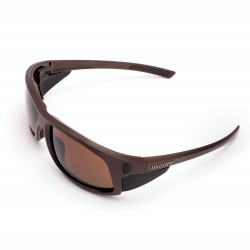 Очки Cold Steel Battle Shades Mark-I Matte Brown EW13M