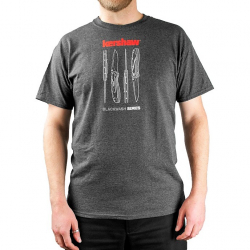 Футболка Kershaw Blackwash TshirtMensKerBW